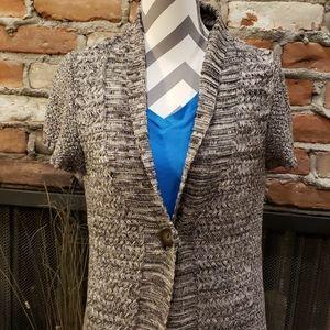 Sonoma Short Sleeve Sweater Shrug Size Medium